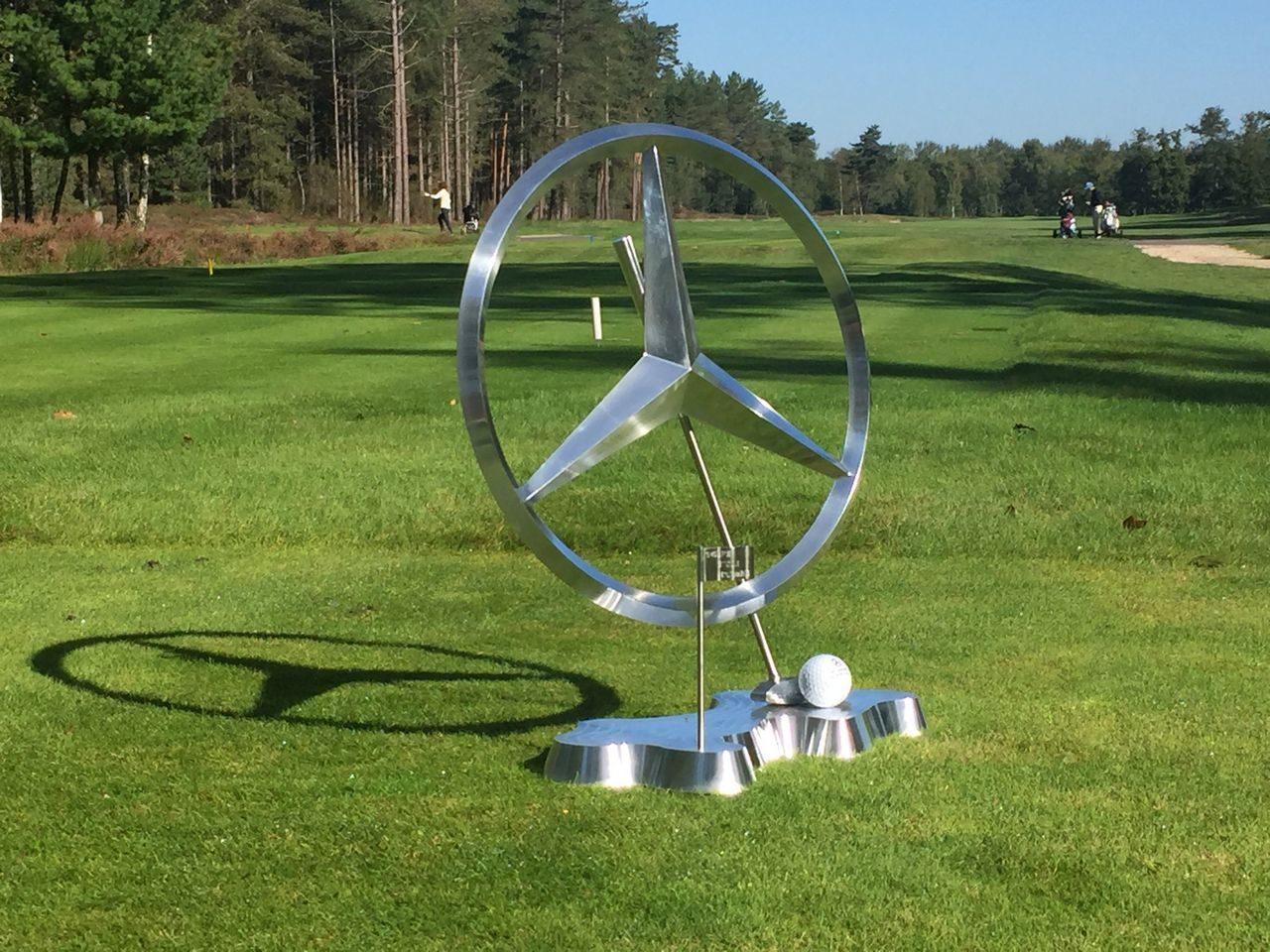 Golf - Mercedes
