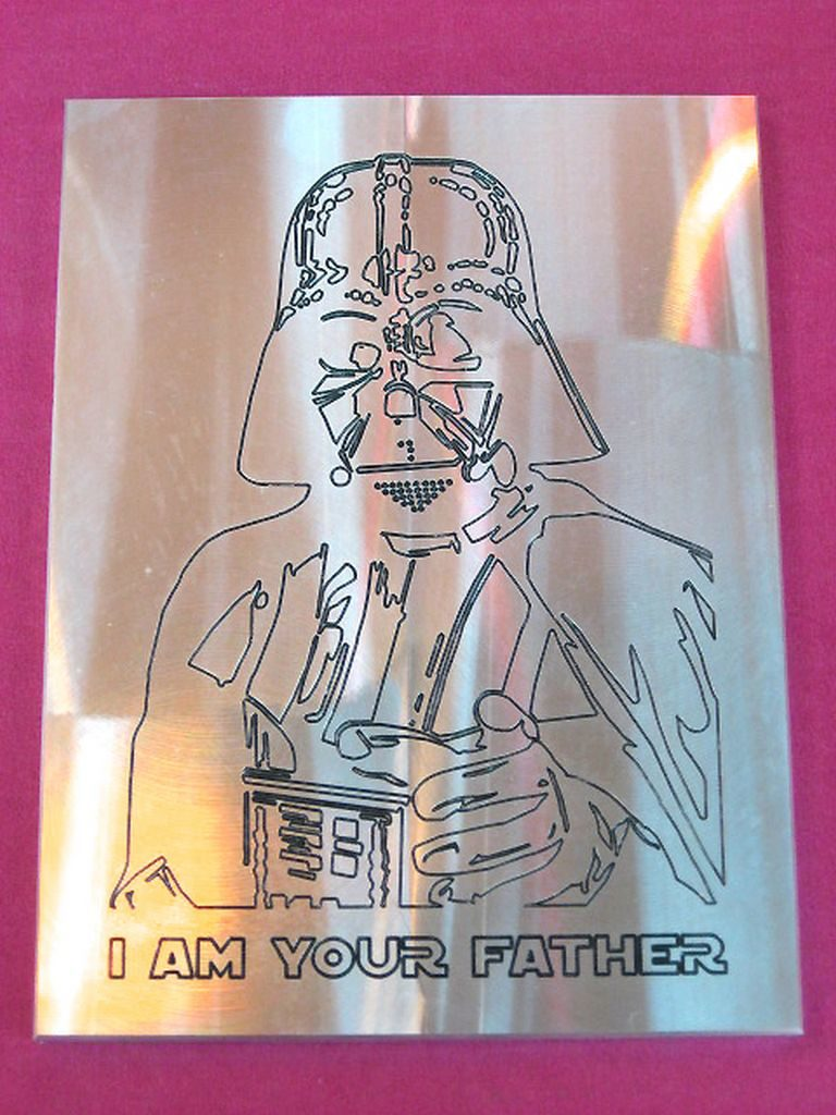 Gravures Star Wars