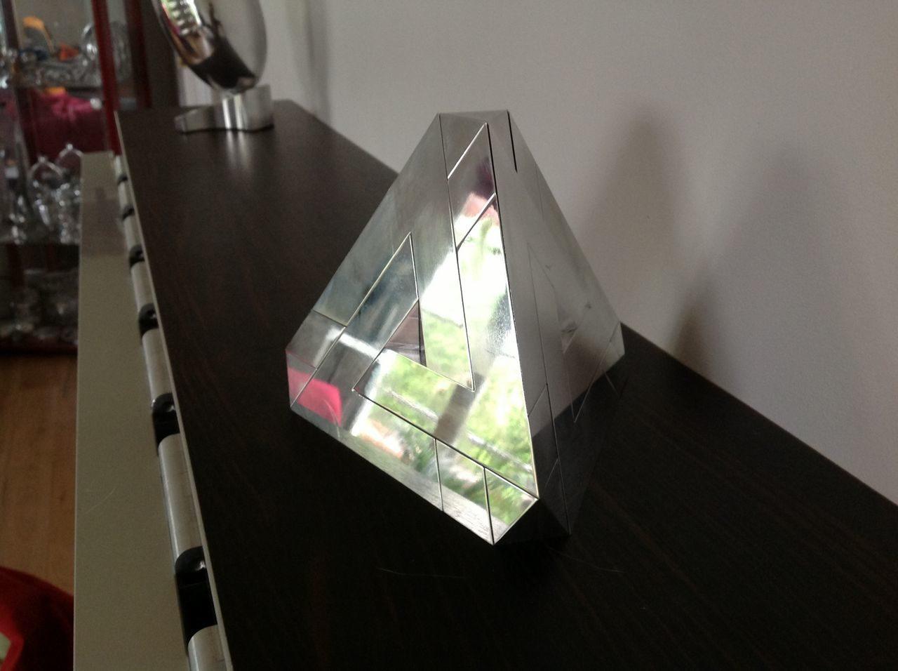 Casse-tête pyramide